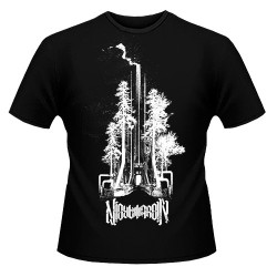 Nightmarer - Steel Forest - T shirt (Men)