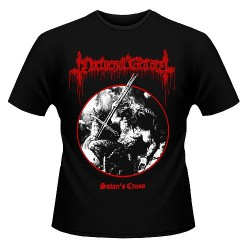 Nocturnal Graves - Satan's Cross - T shirt (Men)