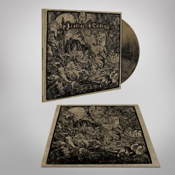 Nocturnal Graves - Titan (Deluxe Exclusive) - LP Gatefold Colored + Digital