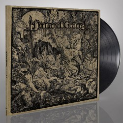 Nocturnal Graves - Titan - LP Gatefold + Digital