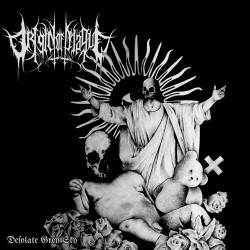 Origin Of Plague - Desolate Grey Sky - CD