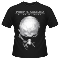 Philip H. Anselmo & the Illegals - Walk Through Exits Only - T shirt (Men)
