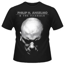Philip H. Anselmo & the Illegals - Walk Through Exits Only - T shirt