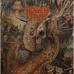 Power Trip - Manifest Decimation - CD