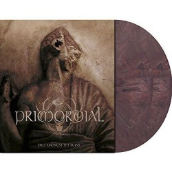 Primordial - Exile Amongst the Ruins - DOUBLE LP GATEFOLD COLORED + Dropcard