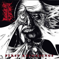 Pungent Stench - First Recordings - LP COLORED