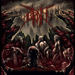 Putridity - Mental Prolapse Induced Necrophilism - CD