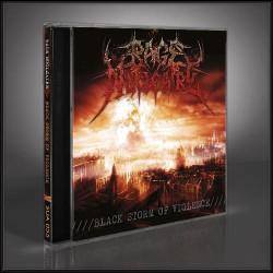 Rage Nucléaire - Black Storm of Violence - CD
