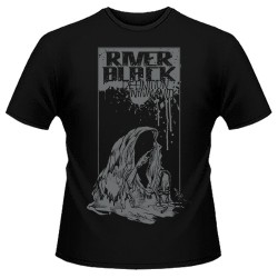 River Black - Low - T shirt