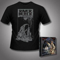 River Black - River Black + Low - CD + T Shirt bundle