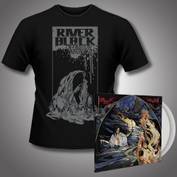 River Black - River Black + Low - LP Gatefold Colored + Tshirt Bundle