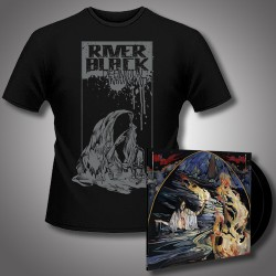 River Black - River Black + Low - LP Gatefold + TShirt Bundle
