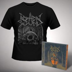 Rotten Sound - Abuse to Suffer - CD + T Shirt bundle