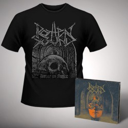 Rotten Sound - Abuse to Suffer - CD DIGIPAK + T Shirt bundle (Men)