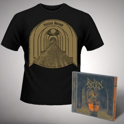 Rotten Sound - Abuse to Suffer + Fear of Shadows - CD + T Shirt bundle
