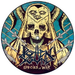 Rotten Sound - Species at War (IMPORT) - 7 EP picture + Digital download card
