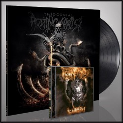 Rotting Christ - Theogonia - LP Gatefold + CD