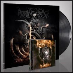 Rotting Christ - Theogonia - LP Gatefold + CD