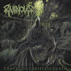 Ruinous - Graves Of Ceaseless Death - CD