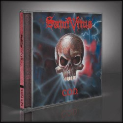 Saint Vitus - C.O.D. - CD