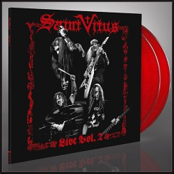Saint Vitus - Live Vol. 2 - DOUBLE LP GATEFOLD COLORED