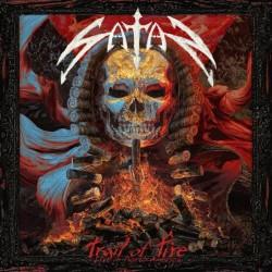 Satan - Trial of Fire - CD SLIPCASE