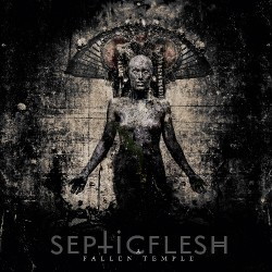 Septicflesh - A Fallen Temple (Reissue) - CD