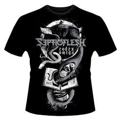 Septicflesh - Snake - T shirt (Men)