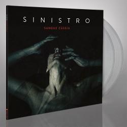 Sinistro - Sangue Cassia - DOUBLE LP GATEFOLD COLORED + Digital