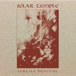 Solar Temple - Fertile Descent - CD DIGIPAK