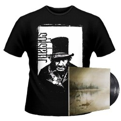 Solstafir - Berdreyminn + Djakkninn - DOUBLE LP GATEFOLD + T Shirt Bundle (Men)