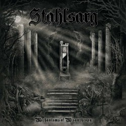 Stahlsarg - Mechanisms Of Misanthropy - CD