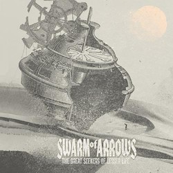 Swarm of Arrows - The Great Seekers of Lesser Life - CD DIGIPAK