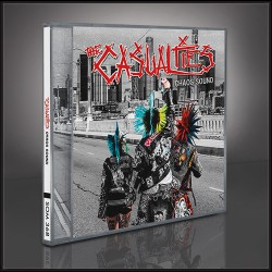The Casualties - Chaos Sound - CD