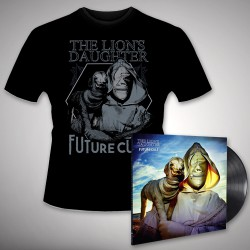 The Lion's Daughter - Future Cult - LP Gatefold + T Shirt Bundle (Men)