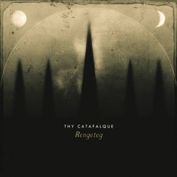 Thy Catafalque - Rengeteg - CD DIGIPAK