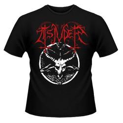 Tsjuder - Chainsaw Black Metal - T shirt (Men)