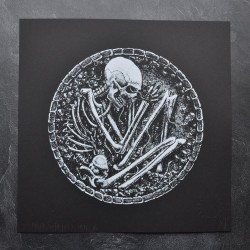 Tsjuder - Slumber With The Worm (from Antiliv) - Screenprint