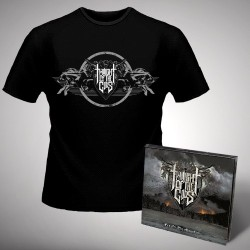 Twilight of the Gods - Fire on the Mountain + MDF 2015 Shirt - CD + T Shirt bundle