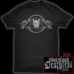 Twilight of the Gods - Logo MDF 2015 - T shirt (Men)