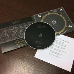 Vanum - Burning Arrow - CD DIGIPAK
