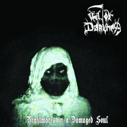 Veil of Darkness - Nightmares in a Damaged Soul - CD