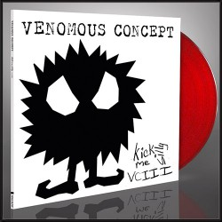 Venomous Concept - Kick Me Silly; VC3 - LP Gatefold Colored
