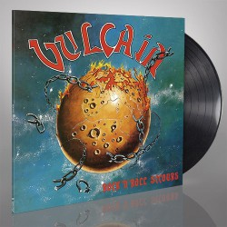Vulcain - Rock'n'roll Secours - LP Gatefold + Digital
