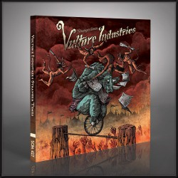 Vulture Industries - Stranger Times - CD DIGIPAK