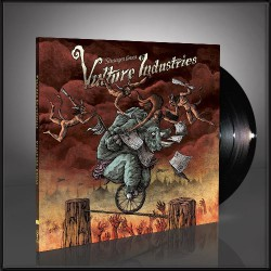 Vulture Industries - Stranger Times - LP Gatefold + Digital