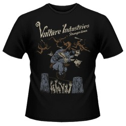 Vulture Industries - Stranger Times - T shirt