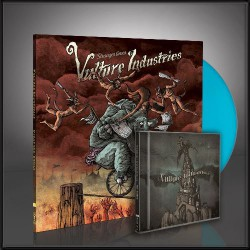 Vulture Industries - Stranger Times + The Tower - LP Gatefold Colored + CD