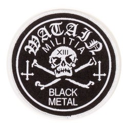 Watain - Militia Patch - Patch