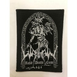 Watain - Rabid Death's Curse - Patch